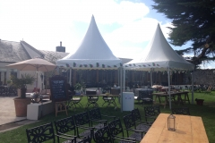 Sophisticated classic marquee