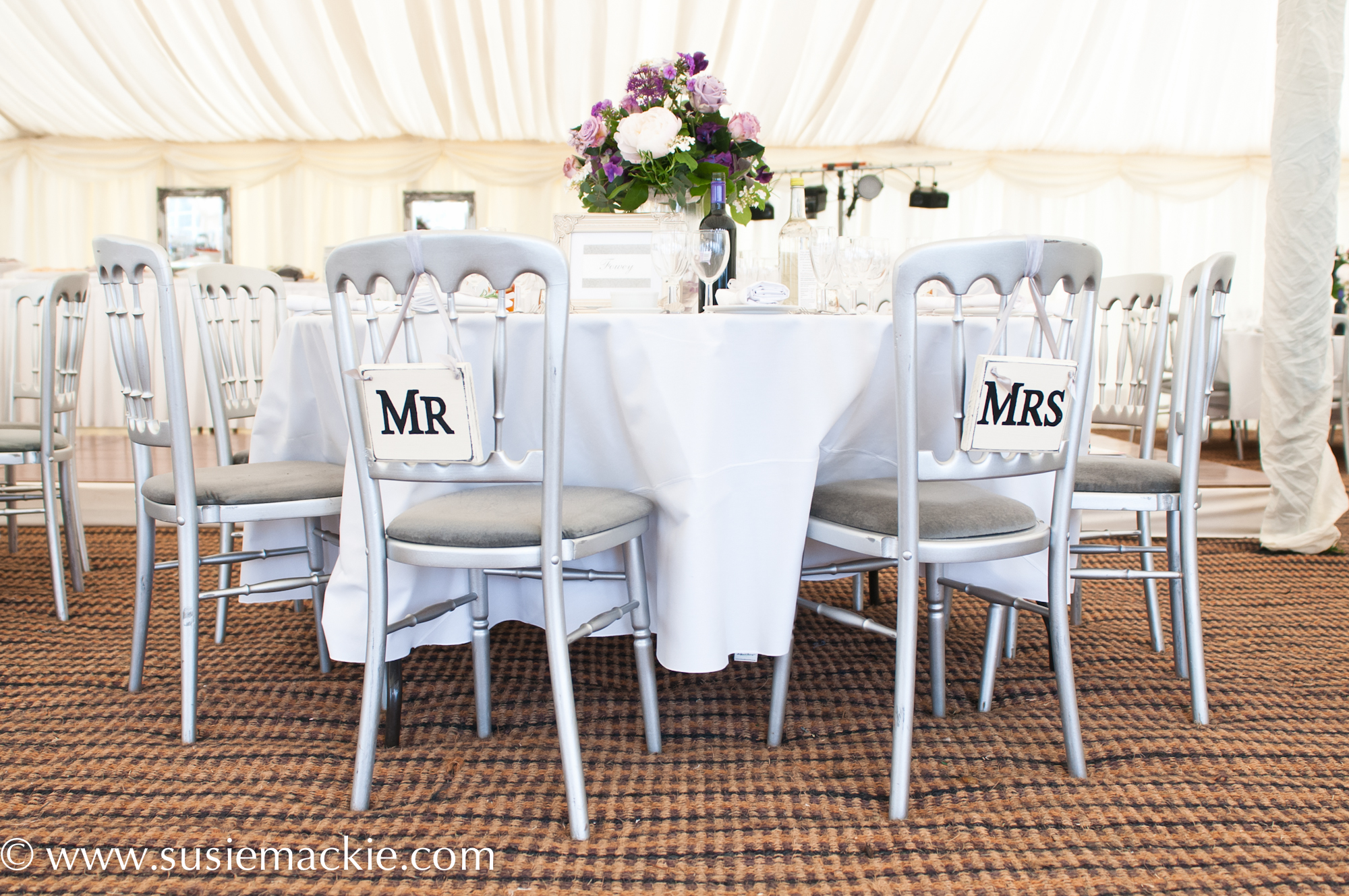Marquee Finishing Touches amp Decoration Ideas Burgoynes