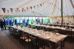 Our Marquees are available to hire and perfect for parties and other occasions