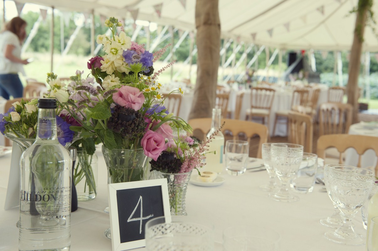 Garden Party Wedding Case Study