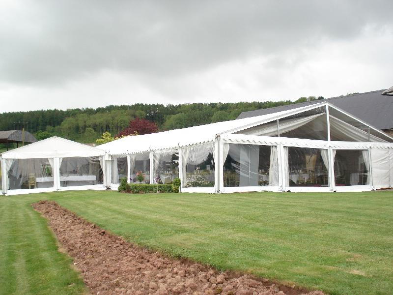 Marquee Pictures Burgoynes Marquees