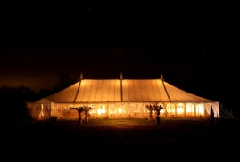 Traditional Marquee Coyright – Photography by Catherine