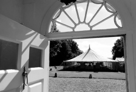 Traditional Marquee – No Sidewalls