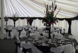 Marquee Interior – Black
