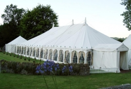 Traditional Marquee – copyright Cameron Swan