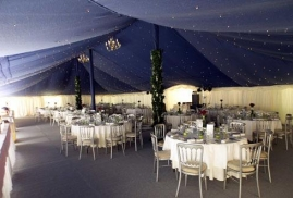 ClearspanMarquee for a Corporate-Event