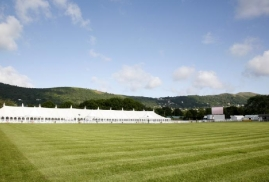Corporate-Marquee-To-Rent-Set-Up-At-Festival-Grounds