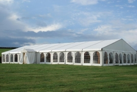 Just One Of The Marquees Ready To Hire Or Rent From Us