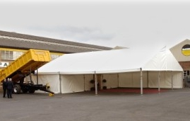 Marquee-For-Hire-Set-Up-For-Corporate-Event