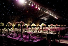 Marquee-For-Hire-Set-Up-With-Lights-For-Night-Party