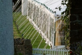 Marquee-Set-Up-For-Party-In-Clients-Garden