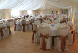Marquee-With-Wooden-Flooring-Set-Up-And-Ready