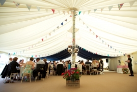 Lined Traditional Marquee