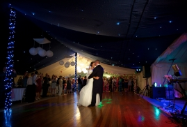 First Dance under Starlight Lining