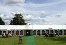 Large Clearspan Marquee
