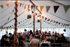 Bunting Traditional Marquee