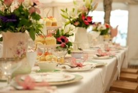 Table-Prepared-For-Party