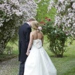 Wedding-Couple-Kissing-On-Thier-Wedding-Day-150x150