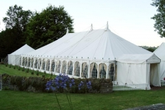 External-Shot-Traditional-Wedding-Marquee