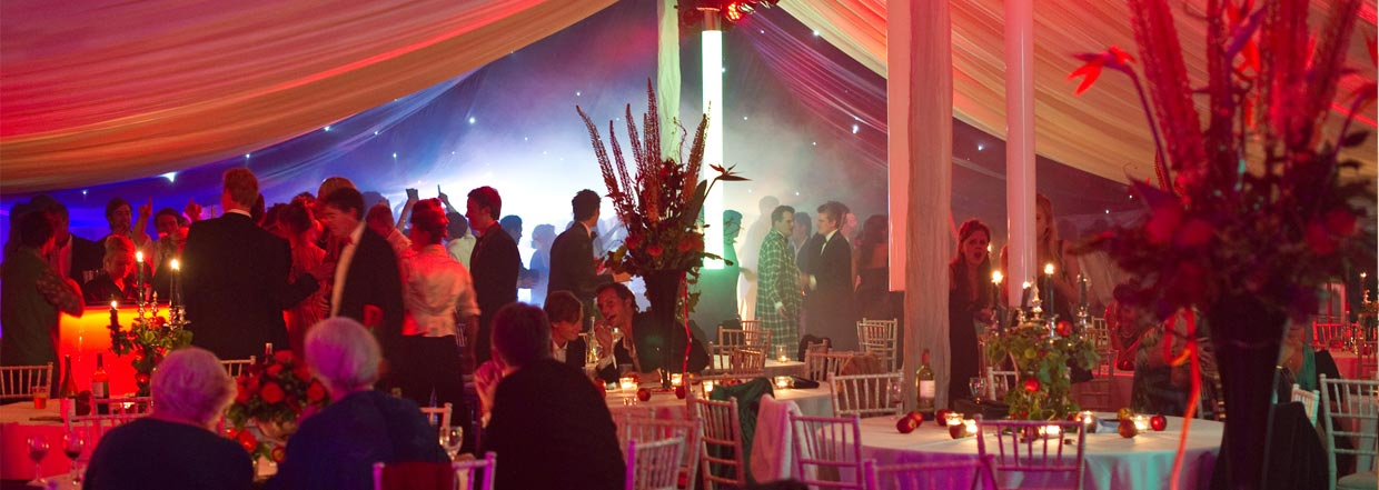 Amazing Marquee Lighting