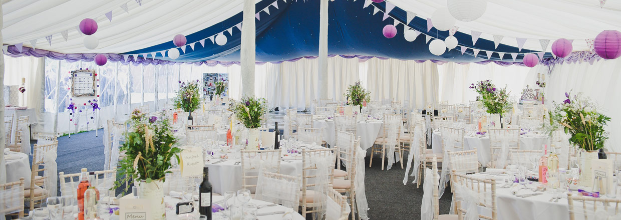 Incredible Marquee Interior