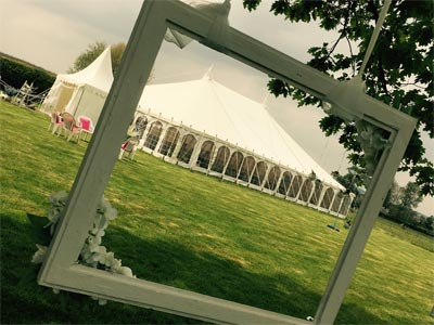 Westonbury Traditional Marquee